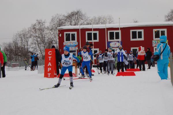 Лыжники открыли спортивный сезон