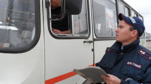 ГИБДД пристально посмотрит на автобусы