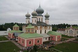 Праздник в честь православных святынь